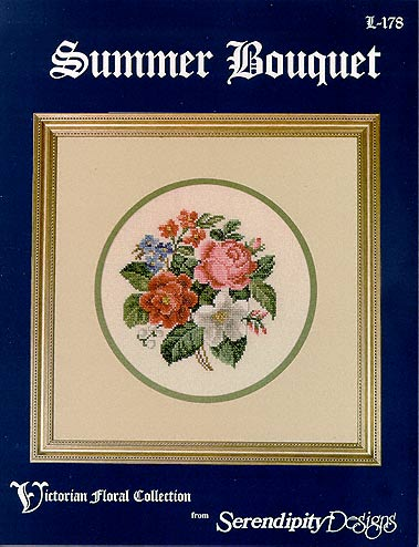 Summer Bouquet Leaflet